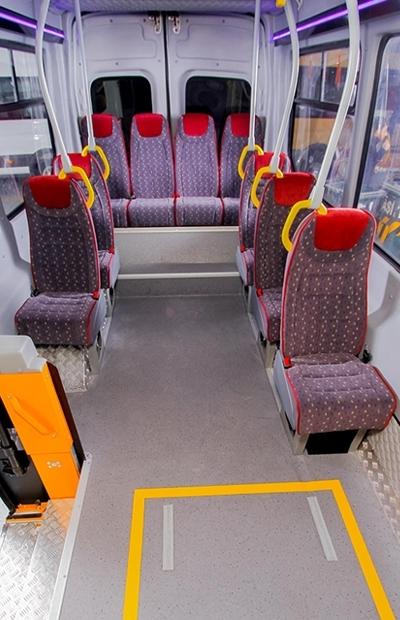Line Minibus