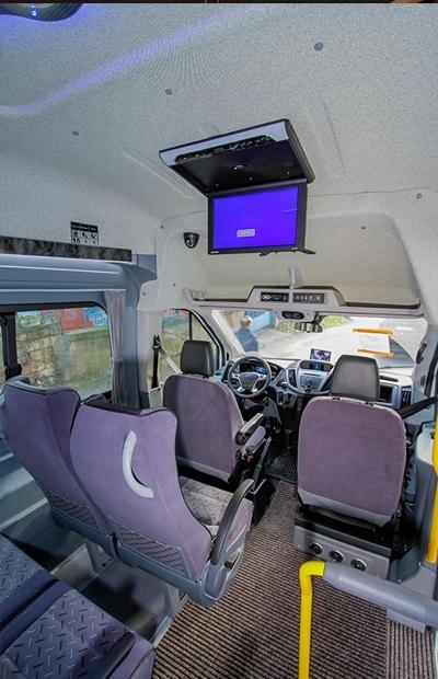 Personnel Minibus