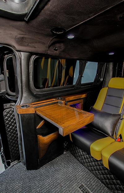 Vip Vehicle Design
